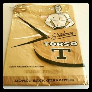 Vintage Little Boys Torso T shirt New NOS